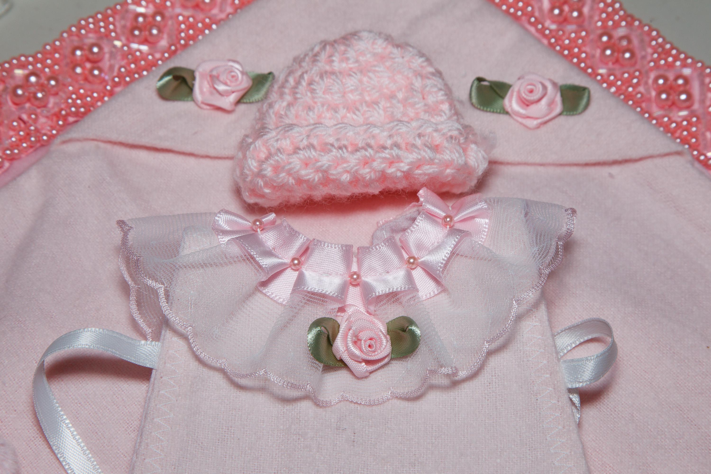 Pink Closeup Layette